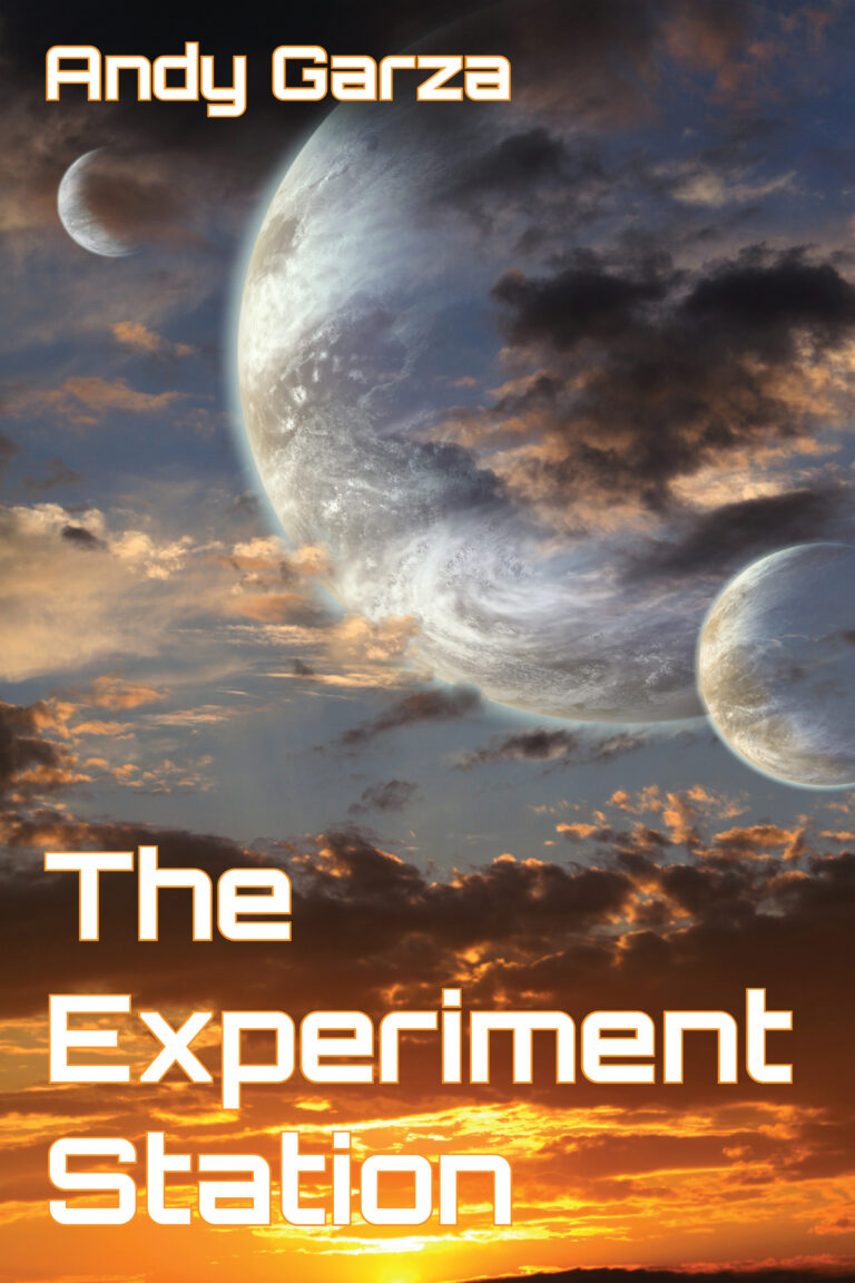 Coming in June from Enzar Empire Press: The Experiment Station